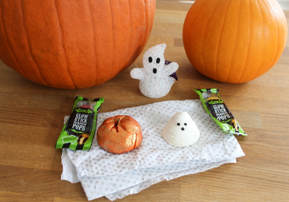 Halloween Treat Basket Ideas - Roseyhome - Halloween, treats, basket, ideas, halloween gifts, gifts, Autumn