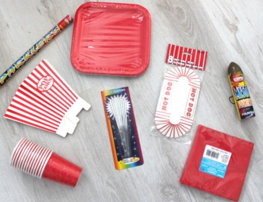 Bonfire Night Party Haul - Roseyhome - bonfire night, guy fawkes night, party, haul