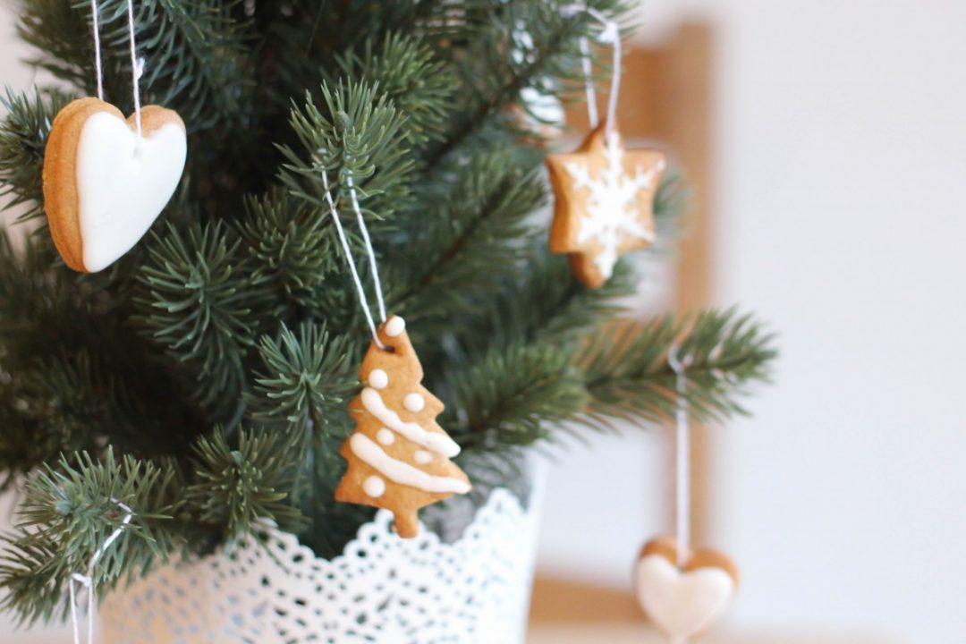Edible Christmas Tree Decorations - Roseyhome