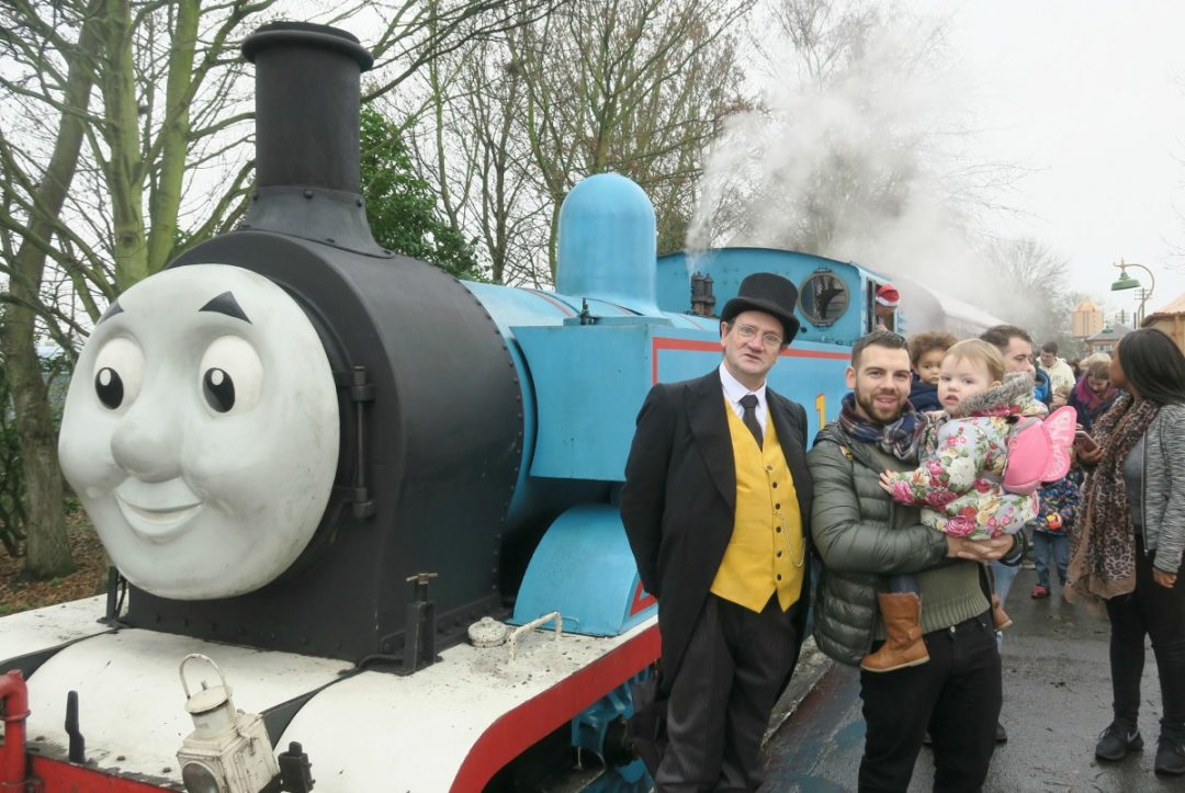 Our Day out with Thomas - Roseyhome - Thomas the tank engine, family day out, family vlog, days out, day trip