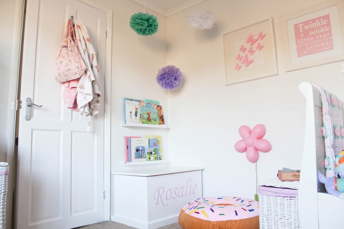 pastel toddler girl room inspiration roseyhomepastel toddler girl room inspiration roseyhome girls room, toddler room, interiors,