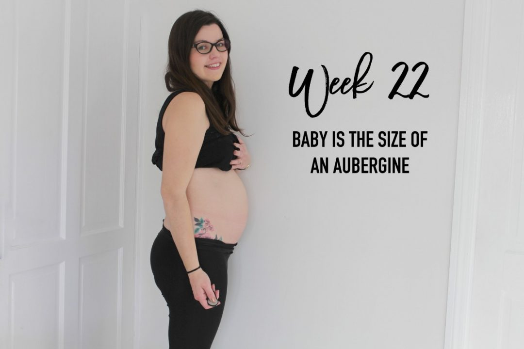 Pregnancy update - 22 weeks - roseyhome - pregnancy, pregnant, baby, mummy, parenting, pregnancy after miscarriage, pregnant with baby no.2