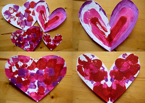 Easy Valentines Day Craft Ideas For Toddlers Roseyhome