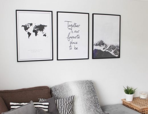 New Prints - Roseyhome - home, prints, inspiration, decor, interiors, white, scandinavian
