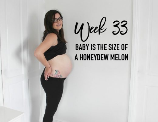Pregnancy update - 33 weeks - roseyhome - pregnancy, pregnant, baby, mummy, parenting, pregnancy after miscarriage, pregnant with baby no.2