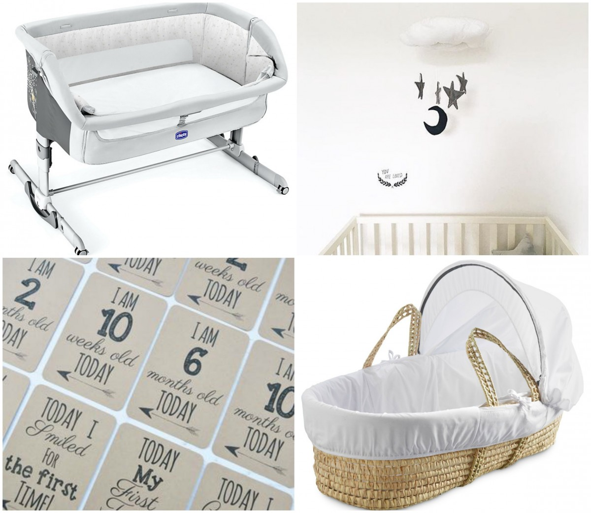 Newborn Baby Product Wishlist - Roseyhome - Newborn, baby, wishlist, baby, baby products,