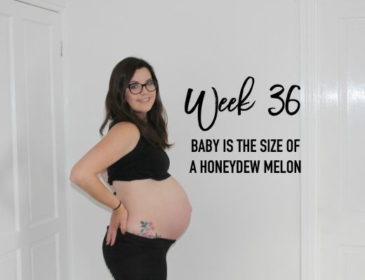 Pregnancy update - 36 weeks - roseyhome - pregnancy, pregnant, baby, mummy, parenting, pregnancy after miscarriage, pregnant with baby no.2