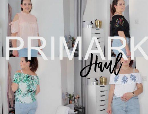 Primark Haul - June 2017 - Roseyhome - primark haul, shopping haul, primark, holiday, spring, summer