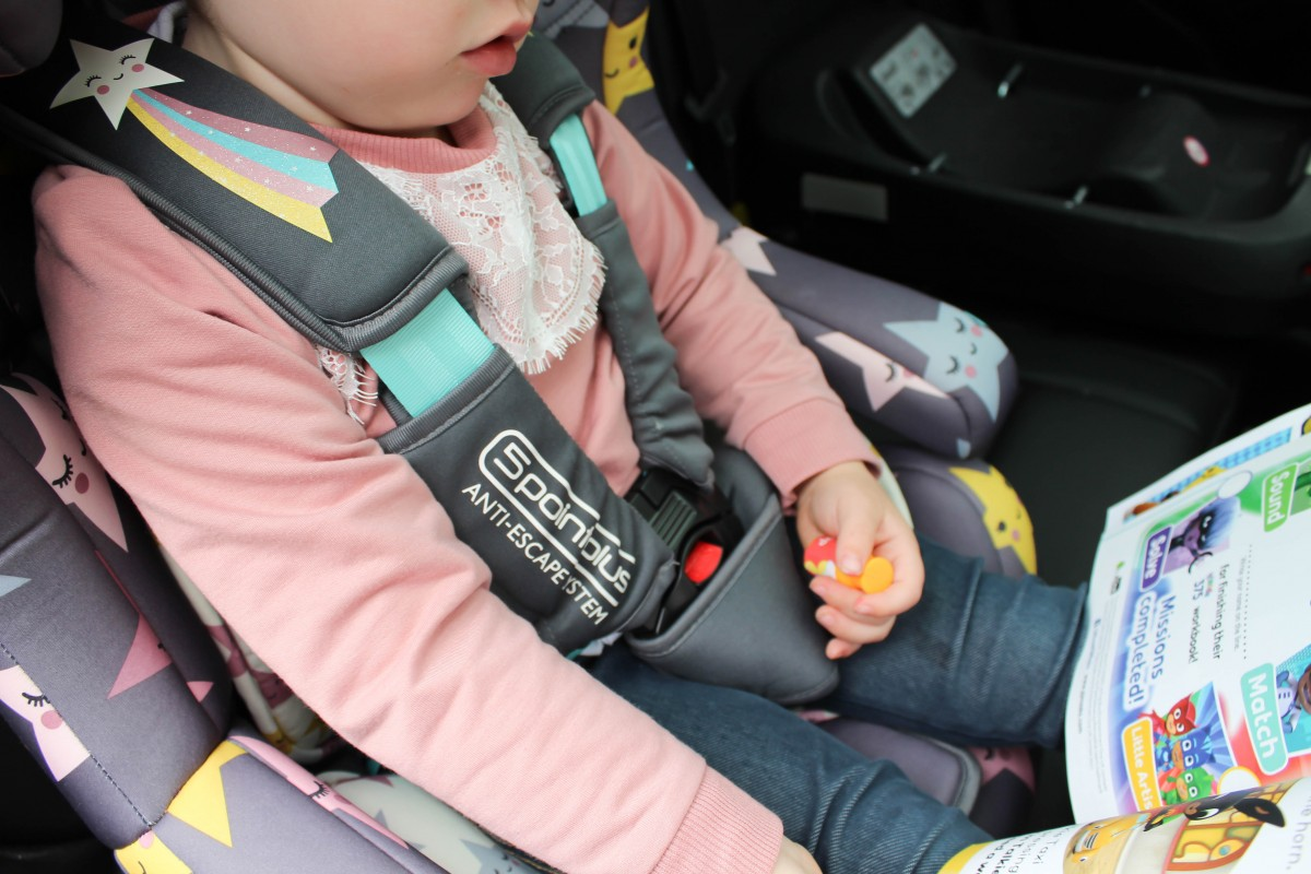 Cosatto Hubbub Isofix Group 1 2 3 Car Seat Review