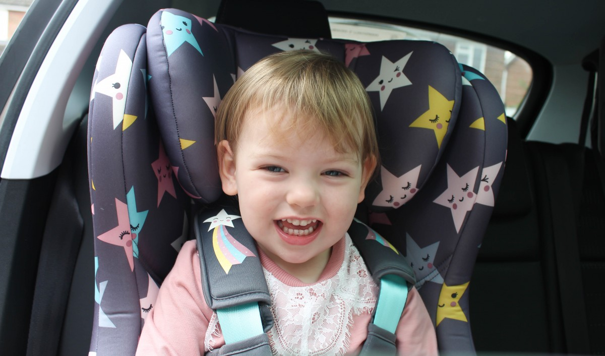 Cosatto Hubbub Isofix Group 1, 2, 3 Car seat Review - Roseyhome - car seat, car seat review, cosatto, cosatto car seat, group 1, 2, 3 car seat, car seat review