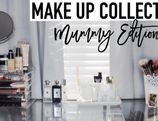 Mummy Make up collection and storage - Roseyhome - make up, storage, make up collection, make up storage, mummy make up