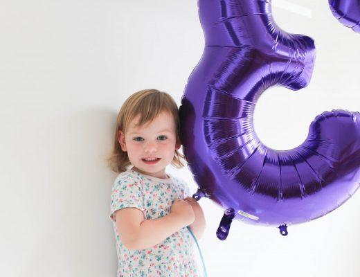 Rosalie's 3 year update - Roseyhome - yearly update, development, daughter, update, 3 years old, three year update, 3, three, daughter