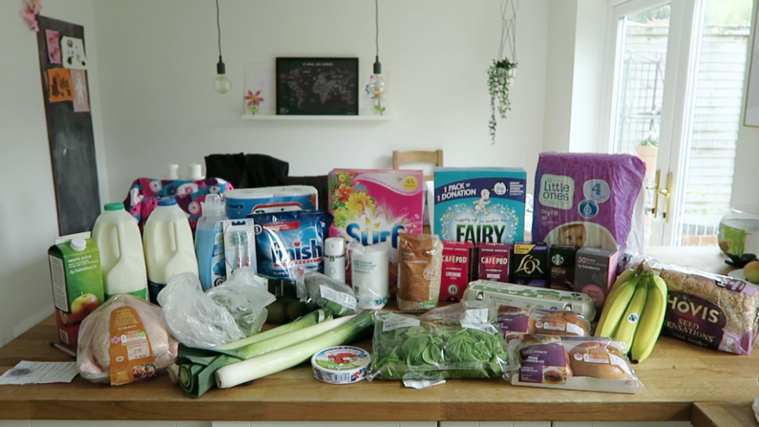 Grocery Haul and Meal Plan - 16th October 2017 - Roseyhome - grocery haul, meal plan, meal inspiration, toddler meals, healthy, weight loss