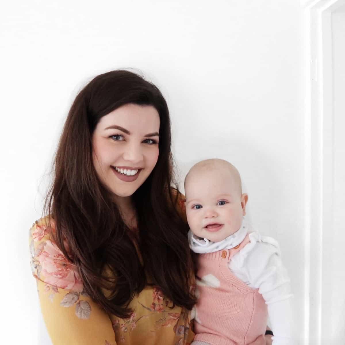 Maeve's 11 month Baby update - Roseyhome -baby update, postpartum update, baby, 11 month update, eleven month update