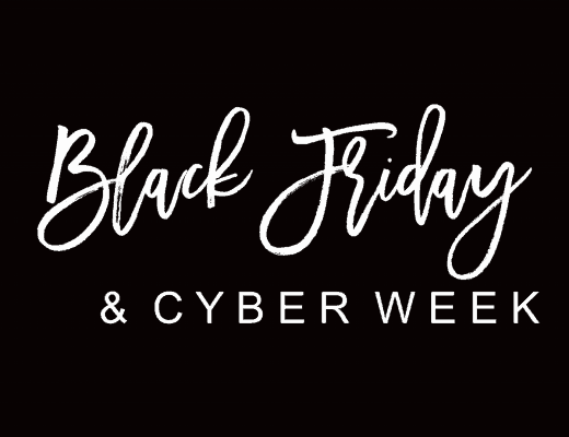 black friday and cyber week deals - roseyhome - fashion, clothes, discounts, black friday, cyber week, discounts, money saving