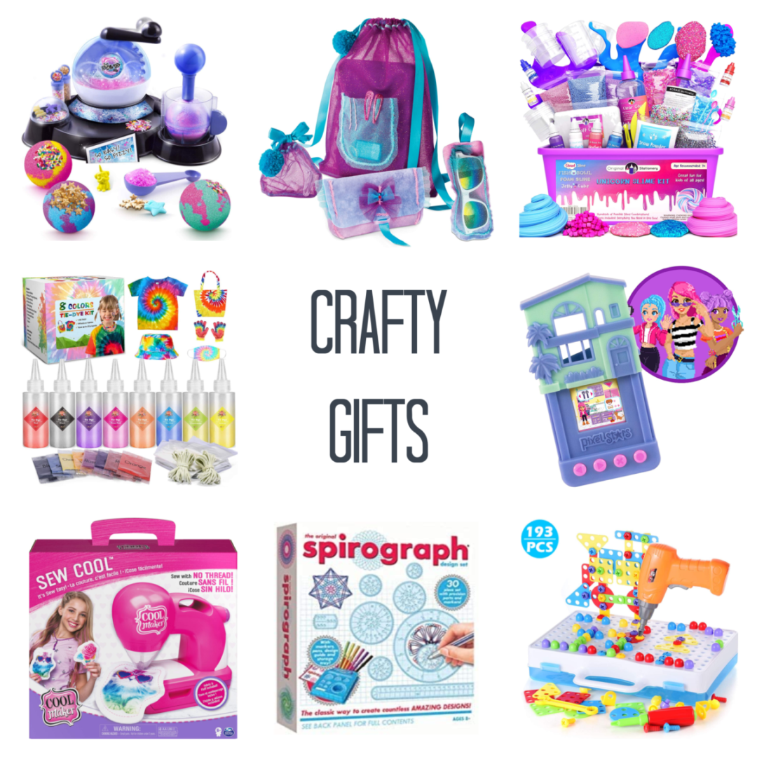 gift guide, crafty gifts, roseyhome