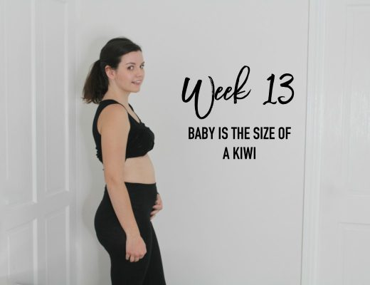 Pregnancy update - 13 weeks - roseyhome - pregnancy, pregnant, baby, mummy, parenting, pregnancy after miscarriage, pregnant with baby no.2