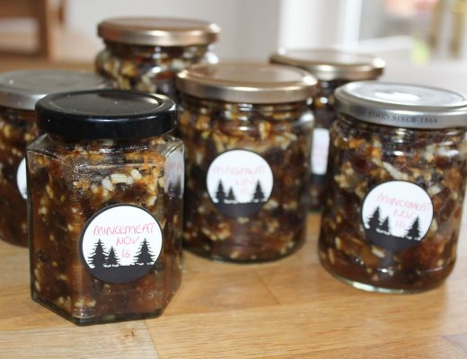 Homemade Mincemeat Recipe - Roseyhome - food, recipe, mincemeat recipe, christmas, edible gift