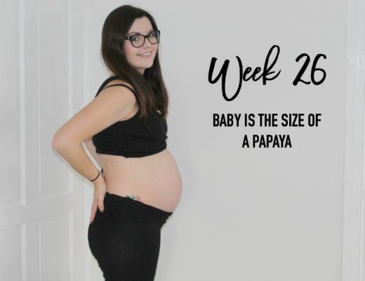 Pregnancy update - 26 weeks - roseyhome - pregnancy, pregnant, baby, mummy, parenting, pregnancy after miscarriage, pregnant with baby no.2