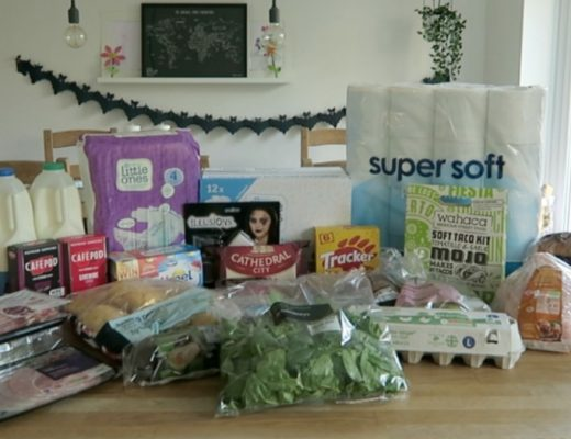 Grocery Haul and Meal Plan - 23rd October 2017 - Roseyhome - grocery haul, meal plan, meal inspiration, toddler meals, healthy, weight loss