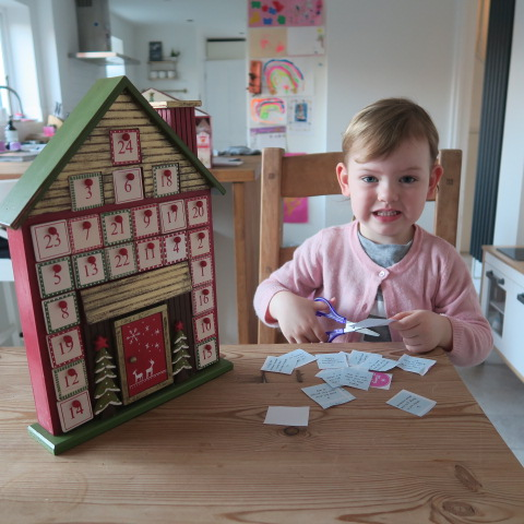 How to share kindness this christmas - roseyhome - family, christmas, advent, kindness advent calendar, advent calendar
